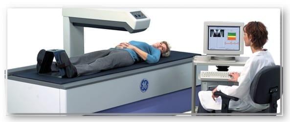 composição corporal - método densitometria óssea com DEXA